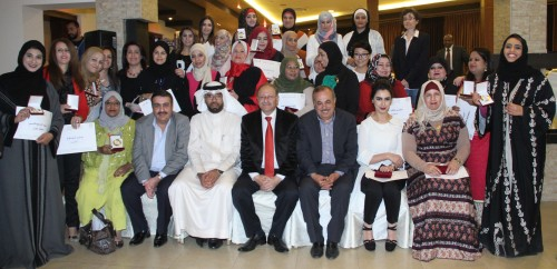 http://uanoc.org/storage/مشاركة واسعة في ملتقى الإعلاميات الرياضيات العربيات
